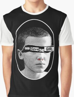 God save the girl Graphic T-Shirt