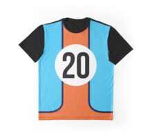 GULF RACING - LE MANS CLASSIC Graphic T-Shirt
