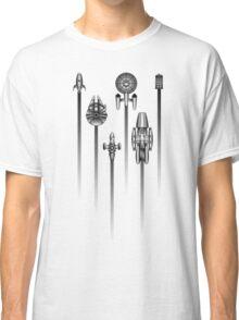 Space Race Classic T-Shirt