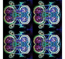 fourbikes Photographic Print