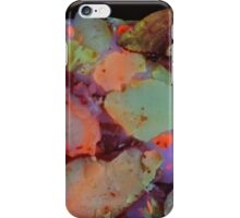 Nougat close-up iPhone Case/Skin