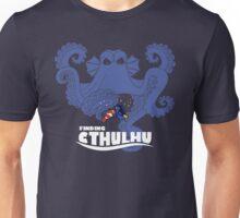 Finding Cthulhu Unisex T-Shirt