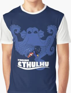 Finding Cthulhu Graphic T-Shirt