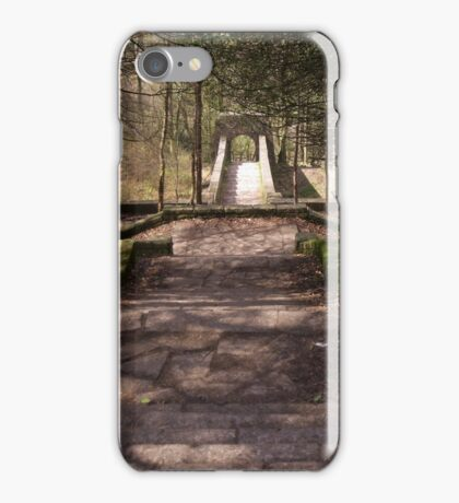 Rivington Gardens iPhone Case/Skin