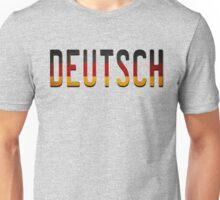 Deutsch Unisex T-Shirt