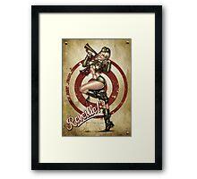 Reveille! Framed Print