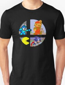 Smash Bros.: Big 4 T-Shirt