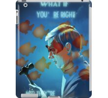 What If iPad Case/Skin