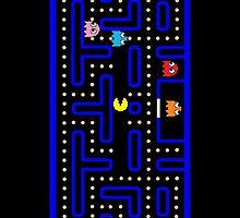 Pac-Man by Jari Vipele