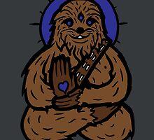 Spirit animal Chewie by Jonah Block