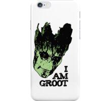 I am Groot. iPhone Case/Skin