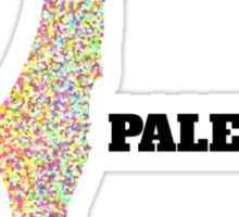 FREE PALESTINE MAP Sticker