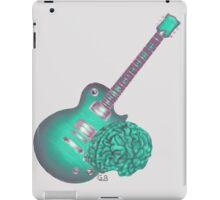 Guitar Brain Logo Ver. 2 iPad Case/Skin