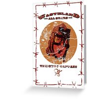 WAS - The Gyro Captain Greeting Card