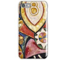 Marsden Hartley - Painting No  48  iPhone Case/Skin