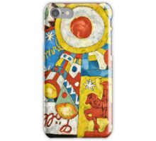 Marsden Hartley - Himmel  iPhone Case/Skin