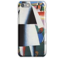 Kazemir Malevich - Marpha And Van Ka 1929 iPhone Case/Skin