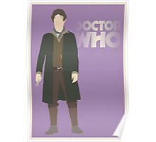 Doctor Who No. 8 Paul McGann - Poster & stickers Poster