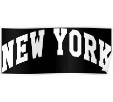 New York City NYC Poster
