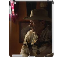 Alfredo iPad Case/Skin