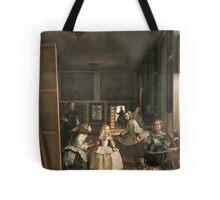 Velazquez - Las Meninas Tote Bag