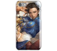 Cool Chun Li iPhone Case/Skin