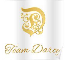 Team Darcy Poster