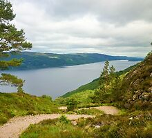 Loch Ness, Scotland by SamanthaMirosch