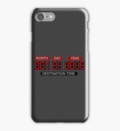 Oct 21st 2015 – BTTF, October iPhone Case/Skin