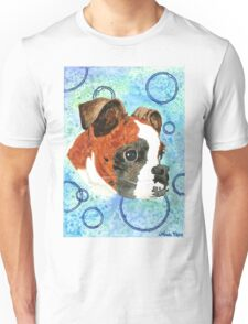 Daily Doodle 26- Fresh - Boxer, Peepers Unisex T-Shirt