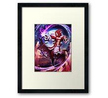 Final Fantasy IX - Trance Kuja Framed Print
