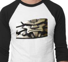 Brit-Cit Lion Men's Baseball ¾ T-Shirt