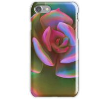 Pink Succulent iPhone Case/Skin