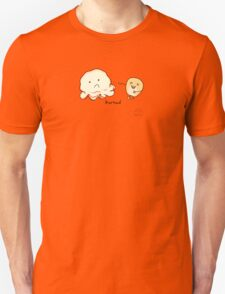 Burned Unisex T-Shirt