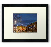 Barkers Pool, Sheffield, Yorkshire Framed Print