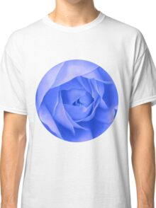 Purple Rose Classic T-Shirt