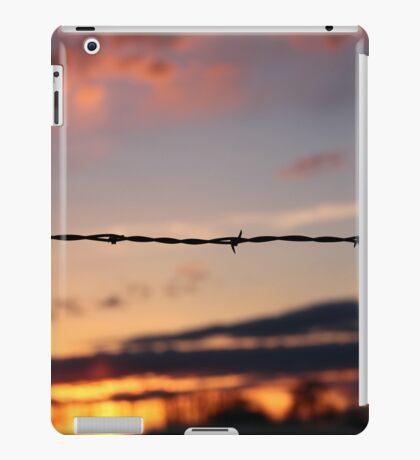 Do Not Cross iPad Case/Skin