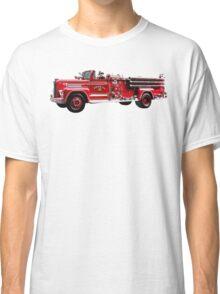 Antique Fire Engine Classic T-Shirt