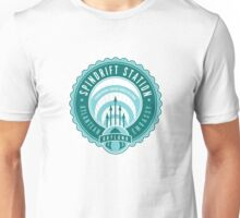 Spindrift Station Atlantean Embassy Unisex T-Shirt