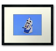 Q GrandAm 25 Framed Print
