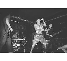 Cro-Mags - Dublin 2006 Photographic Print