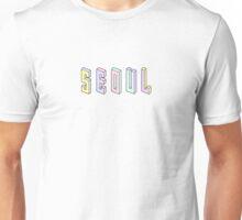 Pastel Collection: Seoul Unisex T-Shirt