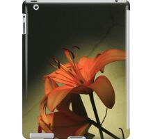 Tiger Lily-  iPad Case/Skin
