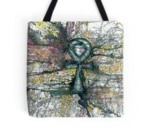 Activating Ankh Tote Bag
