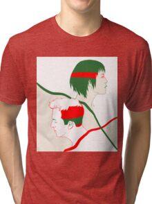 ribbons Tri-blend T-Shirt