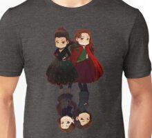 DUAL Red Queen Unisex T-Shirt