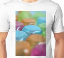 Colored Cubes - Abstract Art Unisex T-Shirt
