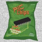 Bag of IC Chips by Digital  Uncool