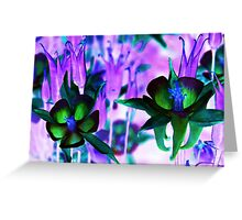 Light Effect -18 Greeting Card