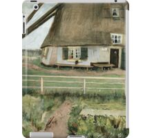Vincent Van Gogh -  Mill, 1881-82 iPad Case/Skin